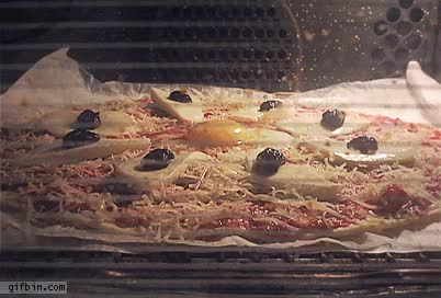 Watch timelapse pizza baking GIF on Gfycat. Discover more related GIFs on Gfycat