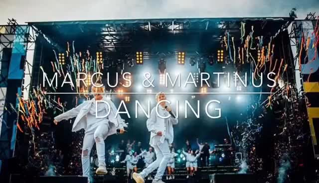 Watch and share Marcus & Martinus - Dancing GIFs on Gfycat