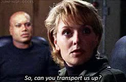 Watch and share Christopher Judge GIFs and Samantha Carter GIFs on Gfycat