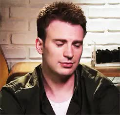 Watch and share Chris Evans GIFs and Interviews GIFs on Gfycat