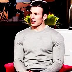 Watch and share Chris Evans GIFs and By Tsveti GIFs on Gfycat