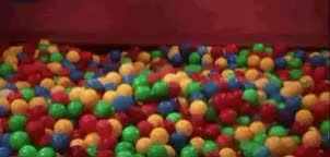 Watch and share Big Bang Theory GIFs and Ball Pit GIFs by Reactions on Gfycat