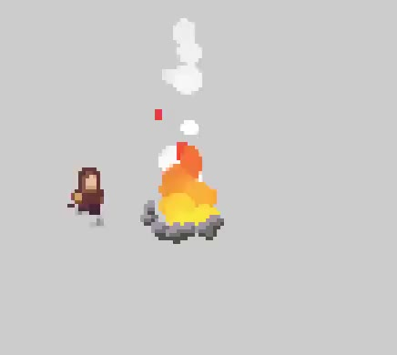 Watch and share Campfire For Survival Game Prototype. GIFs by Rezoner on Gfycat