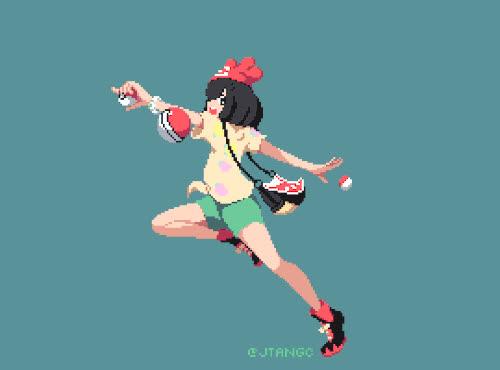 Pokemon, anime_gifs, Pokemon GIFs