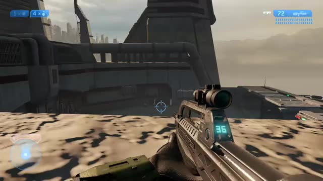 Watch and share MrAssau1t HaloTheMasterChiefCollection 20151015 17-40-17 GIFs by assau1t_meister on Gfycat