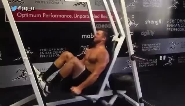 Watch and share Workout GIFs and Eagles GIFs on Gfycat