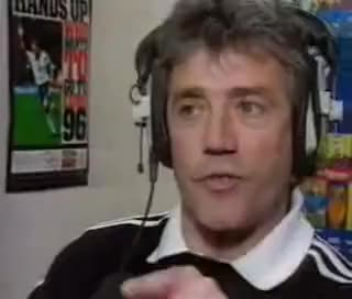 Watch and share Kevin Keegan Famous Rant - I Will Love It If We Beat Them! GIFs on Gfycat