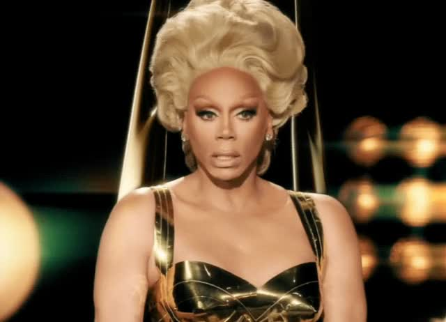 Watch and share Rupaul GIFs by Reactions on Gfycat