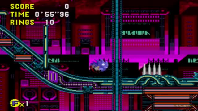 Watch and share Metal Sonic Breaking Spikes GIFs by AzureBeast on Gfycat