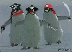 Watch and share Pinguin GIFs on Gfycat