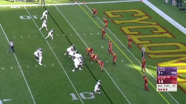 Watch and share Iowa State Cyclones - Peavy Pick Adv 4 GIFs by LandGrant Gauntlet on Gfycat