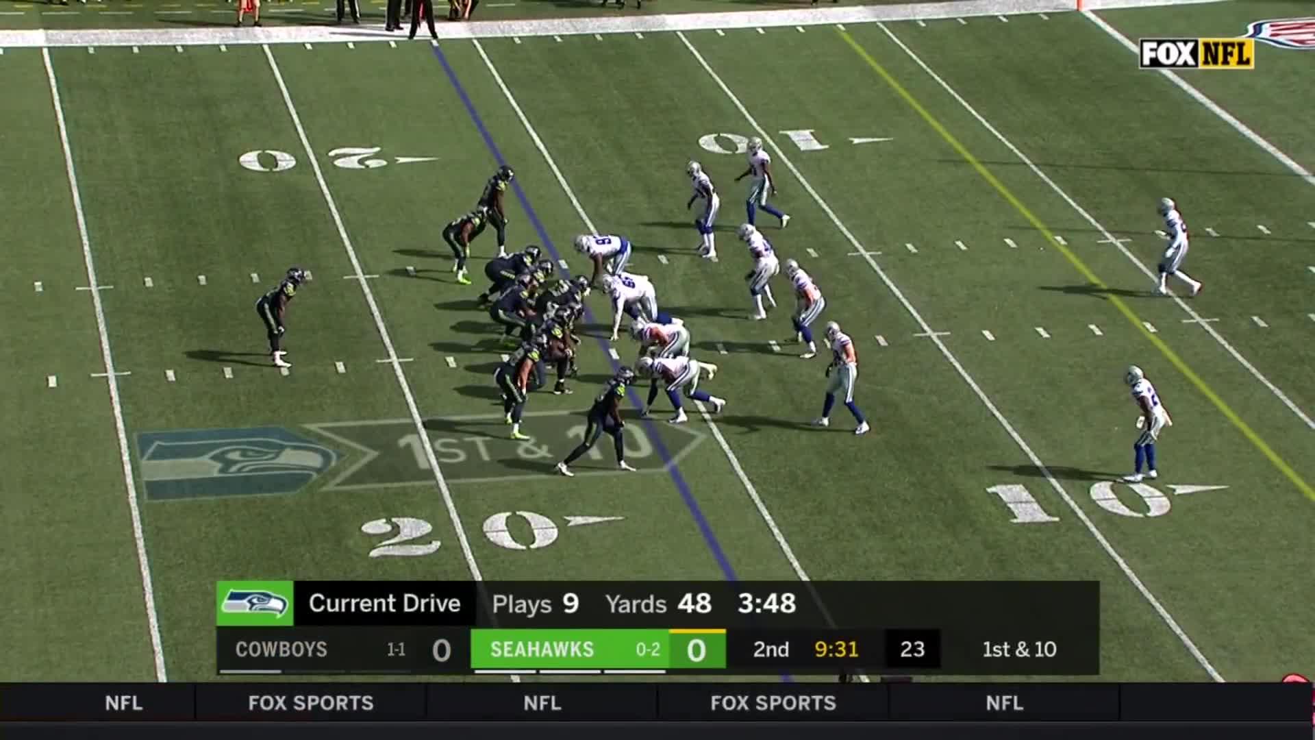 Dallas Cowboys, Seattle Seahawks, football, Untitled GIFs