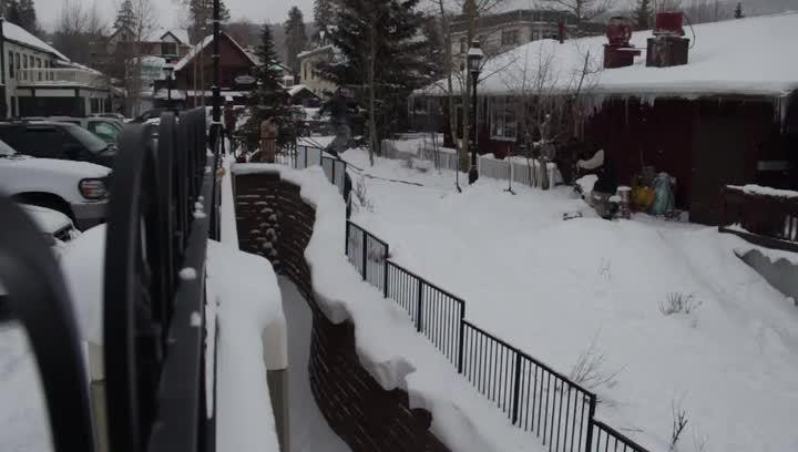 whatcouldgowrong, I should show everyone my ski tricks, WCGW? (reddit) GIFs
