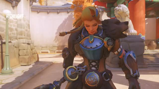 Watch and share Highlight GIFs and Overwatch GIFs by floopflarp on Gfycat