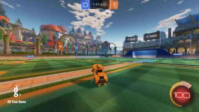 Watch Goal 2: ルーク GIF by Gif Your Game (@gifyourgame) on Gfycat. Discover more Gif Your Game, GifYourGame, Goal, Rocket League, RocketLeague, ルーク GIFs on Gfycat