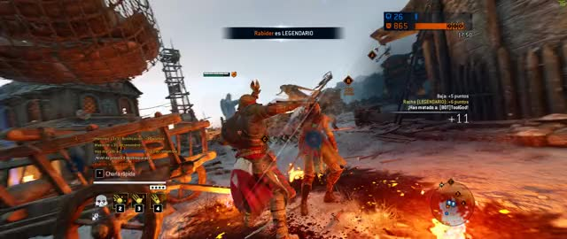 Watch and share Forhonor GIFs by Rabbider on Gfycat