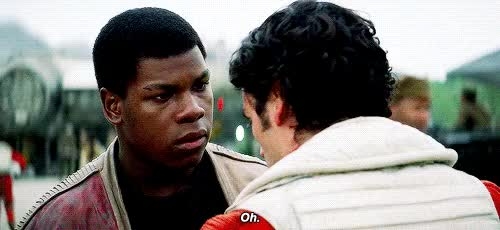 Watch and share John Boyega GIFs and Oh GIFs on Gfycat