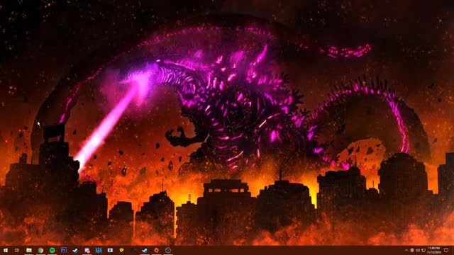 Watch and share Shin Godzilla Wallpaper Engine GIFs by Andres Martinez on Gfycat