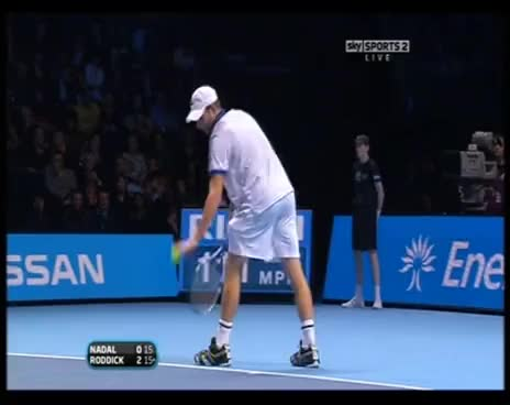 Watch and share Roddick GIFs and Andy GIFs on Gfycat