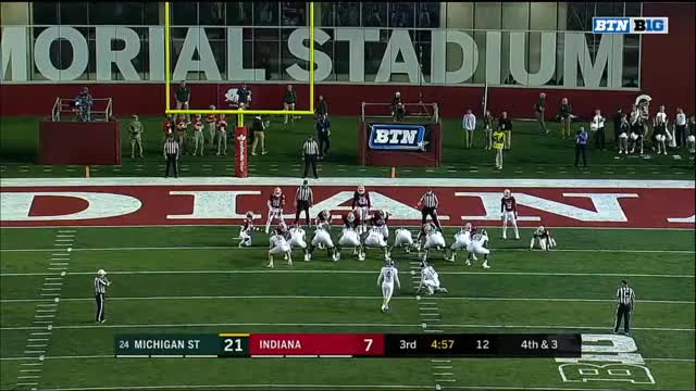 Watch and share Football GIFs and Indiana GIFs by cdillinger on Gfycat