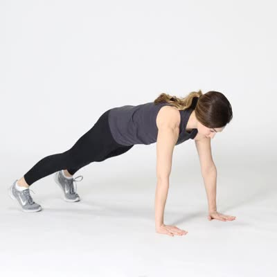 Watch and share 400x400 400x400 4 Kinetic Chain Exercises Pushups GIFs by Healthline on Gfycat