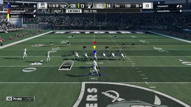 Watch this GIF by Gamer DVR (@xboxdvr) on Gfycat. Discover more AlDizzL, MaddenNFL18, xbox, xbox dvr, xbox one GIFs on Gfycat