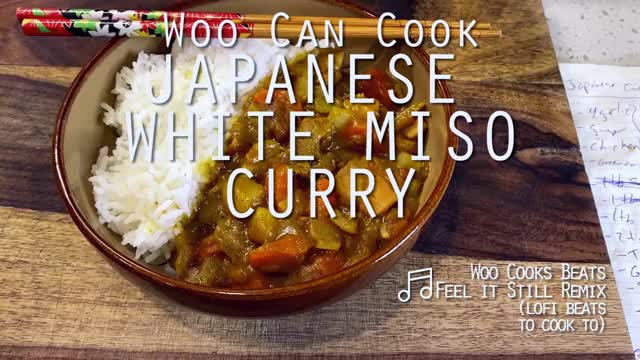 Watch and share Woo Can Cook | Japanese White Miso Curry (Gah-Li Gai) GIFs by WooCanCook on Gfycat