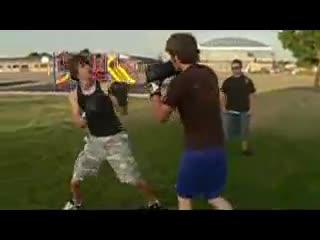 Sports, boxing, fight, sebrules, backyard boxing GIFs