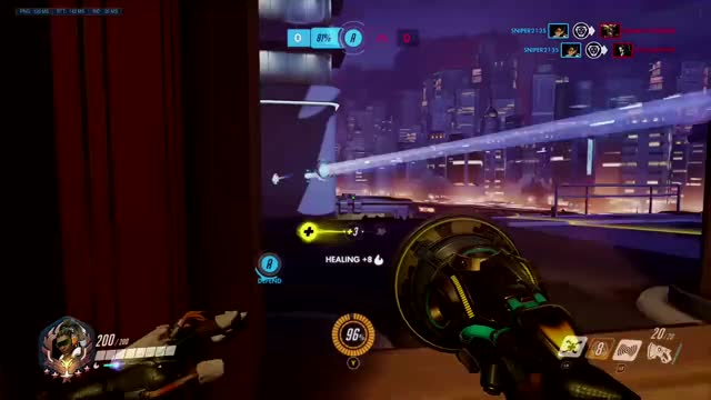 Watch Just a taste of hope... GIF on Gfycat. Discover more Funny, Hanzo, Lucio, Overwatch GIFs on Gfycat