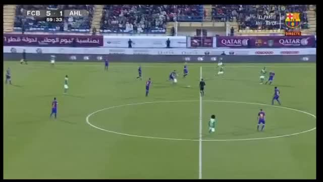 Watch and share Muhannad Aseri (Al Ahli) Goal Against Barcelona (2-5) GIFs on Gfycat