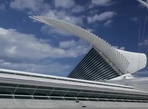 Watch Milwaukee Art Museum GIF by @clown_baby244 on Gfycat. Discover more related GIFs on Gfycat