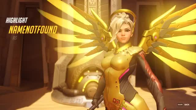Watch and share Overwatch GIFs and Mercy GIFs on Gfycat