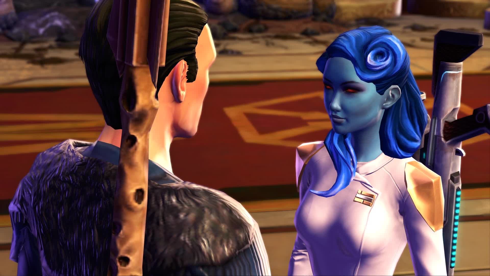 bioware, imperial agent, mmo, mmorpg, romance, star wars, star wars the old republic, swtor, the old republic, tor, vector hyllus, Vector Romance GIFs