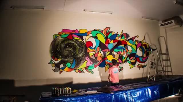 Watch and share Streetart GIFs and Graffiti GIFs by Punk M. Mello on Gfycat