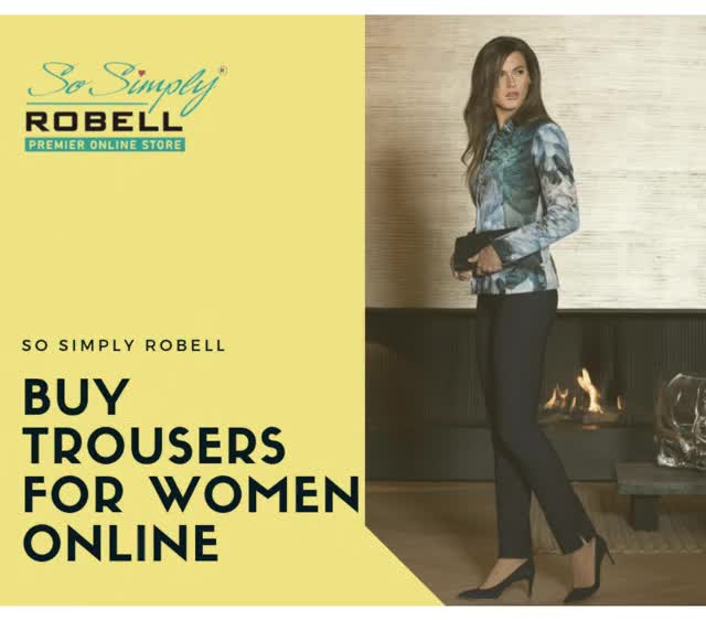 Watch and share Buy Trousers For Women Online GIFs by So Simply Robell on Gfycat