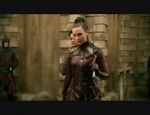 Watch and share Mord Sith GIFs and Amnell GIFs on Gfycat