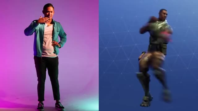 Watch Professional Dancers Try The Fortnite Dance Challenge GIF on Gfycat. Discover more buzzfeed, buzzfeedvideo, dance challenge, dancers, dancing, fortnite, fortnite dance, fortnite dances, fortnite funny, fortnite funny moments GIFs on Gfycat
