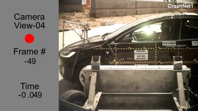 Watch and share Car Crash Test GIFs and Tesla Model X GIFs on Gfycat