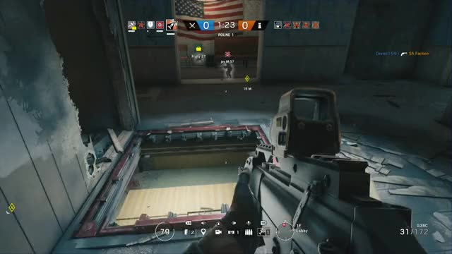 Watch and share Rainbow6 GIFs by LimeSap on Gfycat