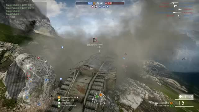 Watch and share Video Games GIFs and Bf1 GIFs by FrameshiftShark  on Gfycat