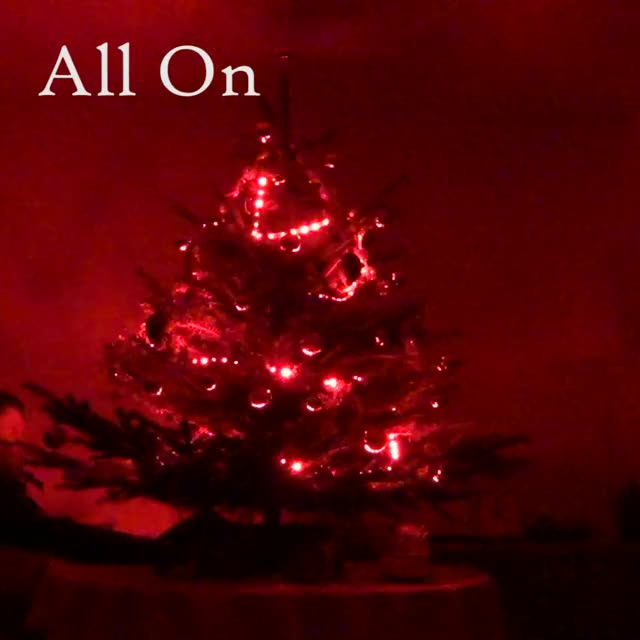 Watch and share Christmas Tree Lights Youtube GIFs by gosgre on Gfycat