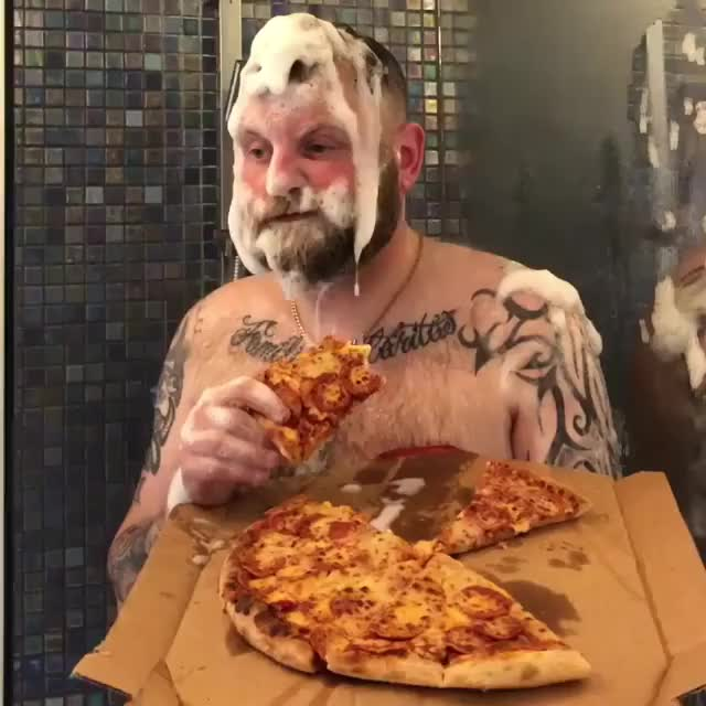Watch and share Eating GIFs and Funny GIFs by FarSizzle on Gfycat