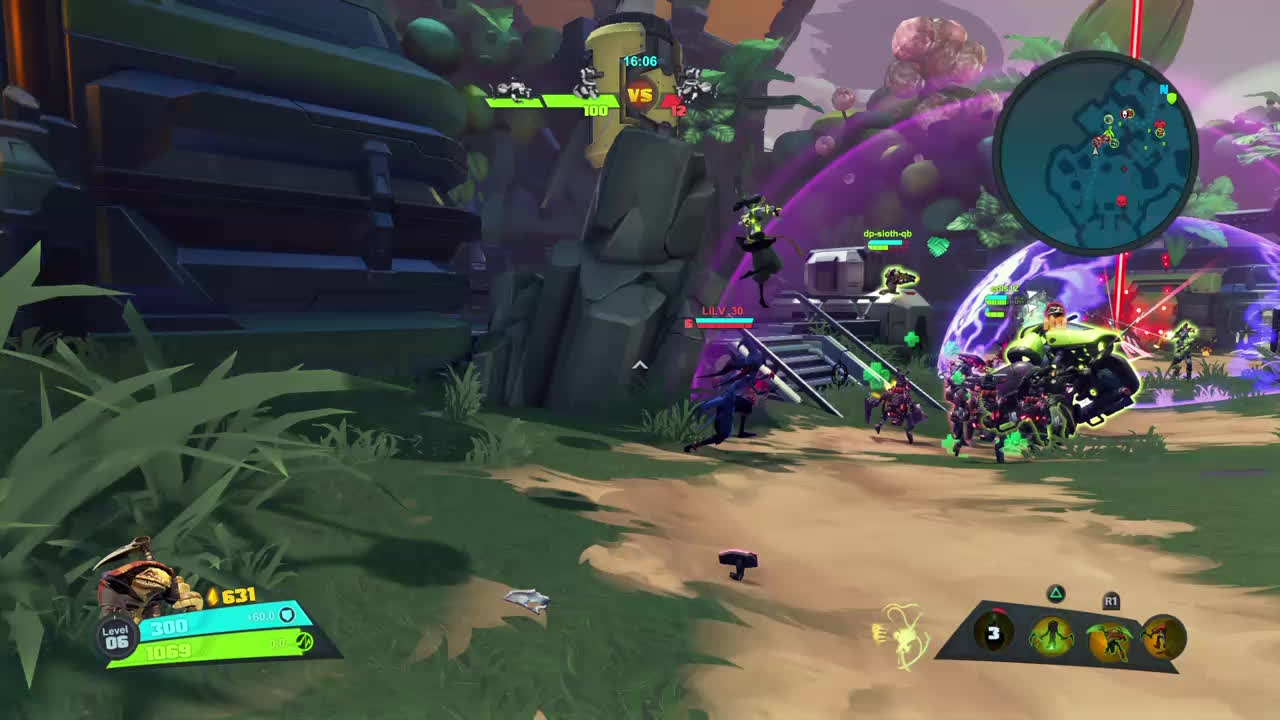 battleborn, brink of death, luck, Battleborn – Lucky's an understatement… (Pendles) GIFs