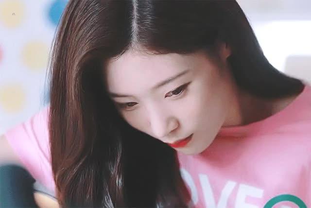 Watch and share Chaeyeon GIFs and Actress GIFs by aaaaaaaaaaaaaaa on Gfycat