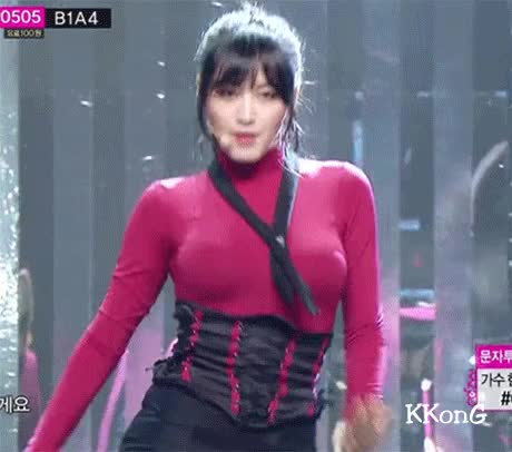Watch and share Kpop Boobs GIFs by Giglioti on Gfycat
