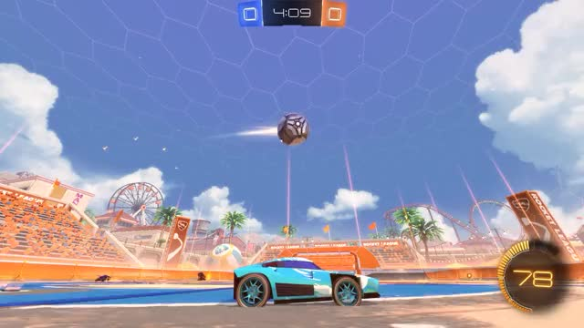 Watch and share Rocket League GIFs and Ceiling Shot GIFs by delta hx on Gfycat