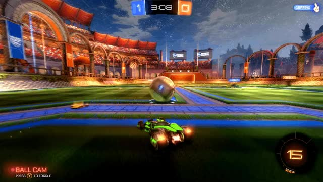 Watch and share Rocket League GIFs and Dirbble GIFs by Dave on Gfycat