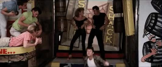 Watch and share Grease GIFs on Gfycat