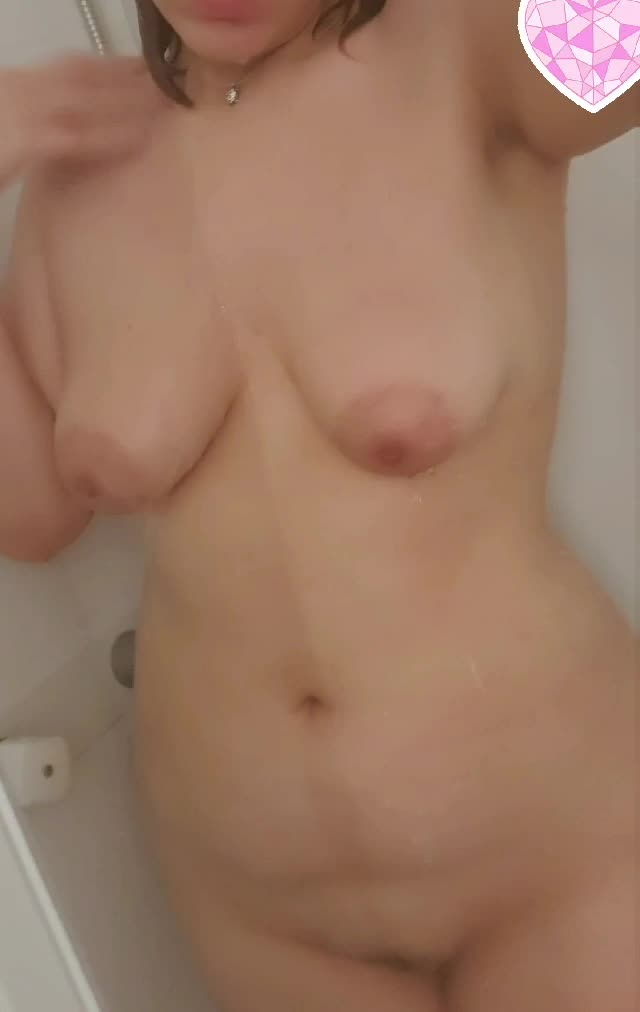 hello, from the shower