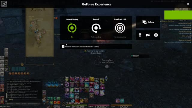 Watch and share Final Fantasy XIV A Realm Reborn 2019.02.01 - 19.35.31.02.DVR GIFs on Gfycat